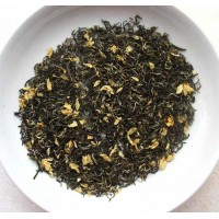 TOP Bi Tan Piao Xue Tea, Snowflakes jasmine cha