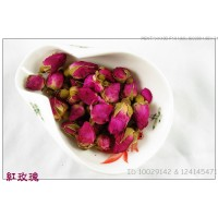 Chinese Red Rose flower bud Tea