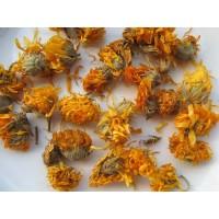 Calendula officinalis herbal tea, Jin Zhan Ju cha