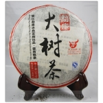 MengKu Big Tree Uncooked Pu-erh Tea Beeng Cake