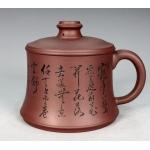 400cc Yixing Zisha clay Teapot,Chinese pottery tea pot