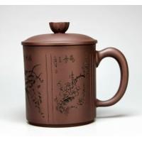 450cc,Yixing Zisha teapot,tea pot cup, mei lan zhu ju
