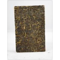 """250g,2004 Yunnan """"zhong cha"""" brand Pu Erh Tea Brick,CNNP RAW pu er,Uncooked cake 云南普洱茶砖"""