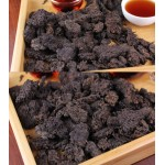 2000 Yunnan Youle Mountain Ancient Six Famous PU ERH Ripe TEA, Lao Cha Tou pu er 老茶头普洱茶