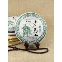 """2011 Spring """"Lao Wu Shan"""" Gushu Pu Erh Tea Cake, Yunnan Old pu er cha bing, 357g"""