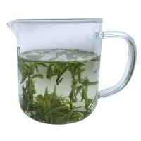 Organic Gu Zhu Zi Sun tea, Zejiang Purple Bamboo Shoot Green Tea cha
