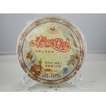 """""""Chun Nuan Hua Kai""""Yunnan Menghai """"Bu Lang Shan Lao Shu Cha"""" RIPE Pu Erh Tea Cake, Pu er Beeng"""