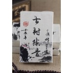 2012 Yunnn Old Tree Cooked Pu Erh Tea Cakes, Gu Shu Chen Xiang Ripe Cha Brick 普洱古树陈香熟茶砖