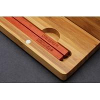 Single chopsticks,Luxury lobular Rosewood,Top Chinese Red Sandalwood wood Kuaizi 小叶紫檀木筷子