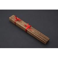 10 pairs, cost effective chopsticks, China Wenge wood,Asia chicken-wing Kuaizi 鸡翅木筷子