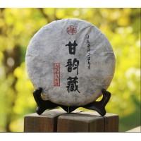 "357g, Mengku PU ERH CAKE,Yunnan ""DA XUE SHAN"" Raw Ancient Tree er Tea,2005 Aged 大雪山古树普洱生饼茶"