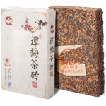 "2005, Yunnan ""Gu Shu Chun Xiang"" cooked Pu erh Tea Brick,TOP AGED PUER TEE, 250g 陈年顶级普洱熟砖茶"