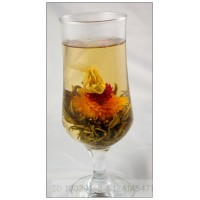 Die Lian Hua,  butterflies love flower,  Blooming Flowering Flower Artistic Tea