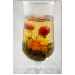 Yi Jian Zhong Qing,  Love at First Sight ,   Blooming Flowering Flower Artistic Tea