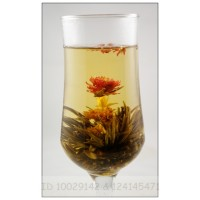 Bu Bu Gao Sheng ,   Blooming Flowering Flower Artistic Tea