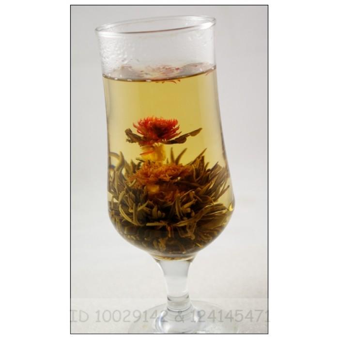 Bu Bu Gao Sheng Blooming Flowering Flower Artistic Tea