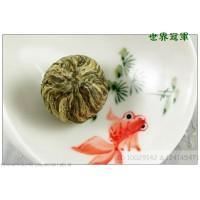 Shi Jie Guan Jun,  World champion,    Blooming Flowering Flower Artistic Tea