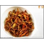 dried Lily Flower healthy Tea, Bai He Hua Cha