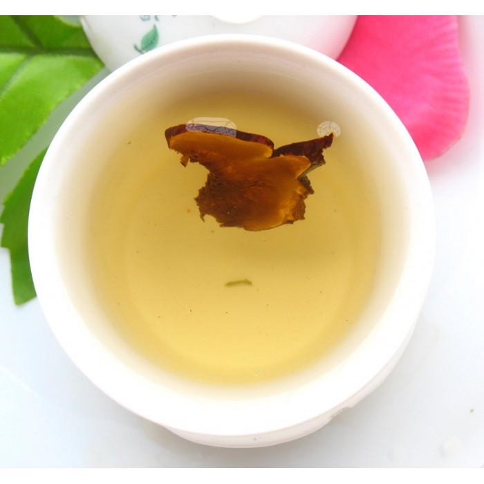 Lingzhi Cha Ganoderma Lucidum Tea Reishi Ling Zhi Herbal