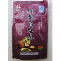 Osmanthus oolong tea bags, Gua Hua Wu Long Cha