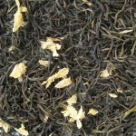 Black Jasmine Mao Feng Green Tea, Hei Hua MaoFeng Cha
