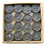 Chinese Chess Pu-erh tea Box, beeng,cake